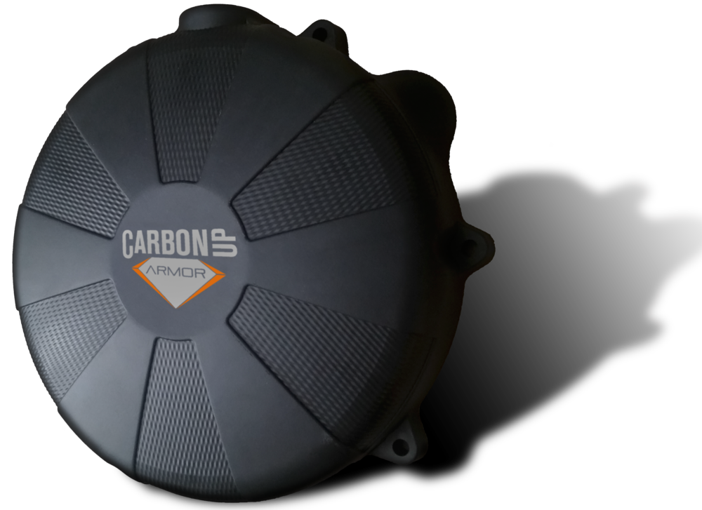 This Cover Is Made Using The Newest Carbon Fiber Infusion Process For Increased Damage Resistance And Weight Reduction It Able To Withstand Repeated