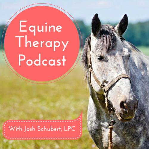 Josh Schubert, LPC Josh Schubert, LPC host of the Equine Therapy Podcast