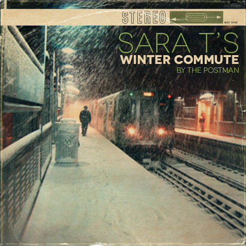 Sara Ts Winter Commute