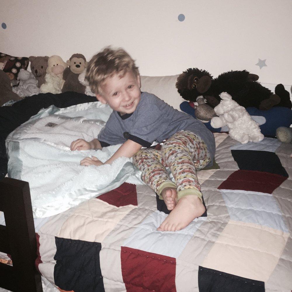 Healthy Little Sleepers - Toddler Sleep