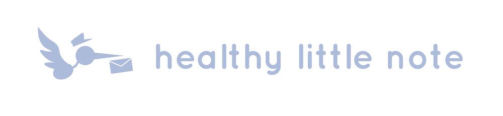 healthy little note