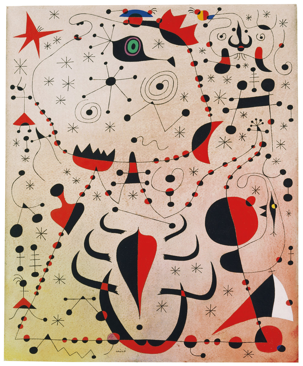 Miro - The Pink Dusk, no 649