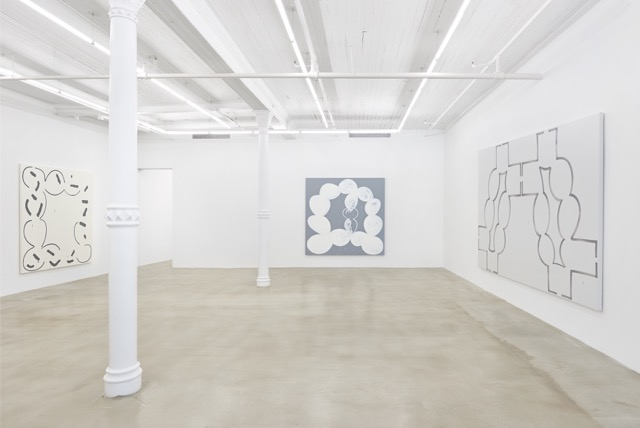 Installation view, Nerve Reserve, 2017, James Cohan, New York Photo/ Phoebe d'Heurle Courtesy of the artist and James Cohan, New York