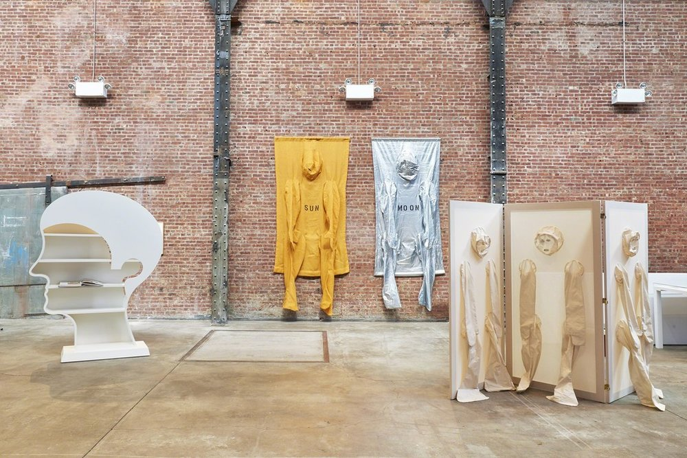 Nicola L, 'Works, 1968 to the Present', 2017, installation view, SculptureCenter, New York. Courtesy: SculptureCenter, New York; photograph: Kyle Knodell