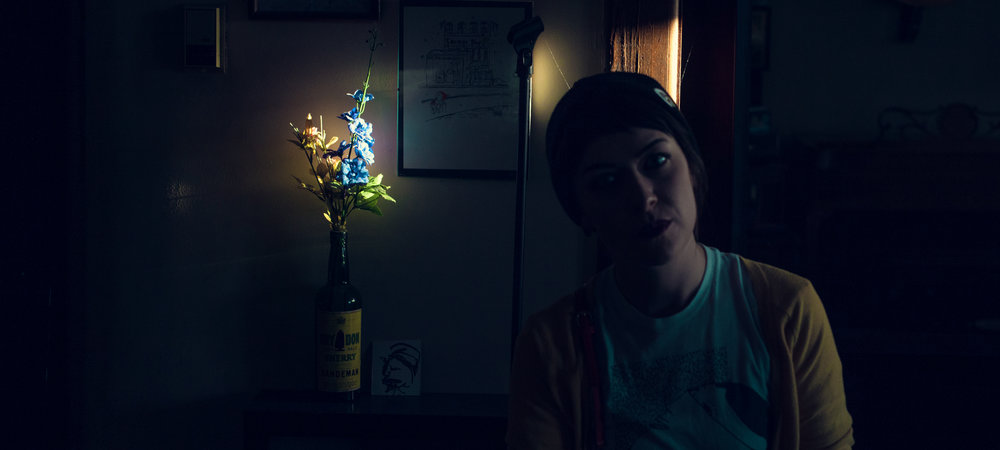 Portrait of Toni Zablocki in her Chattanooga loft.