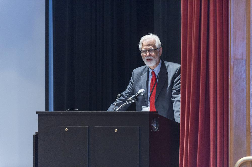 Professor Gary Allison, Sustainable Energy & Resources Law program director