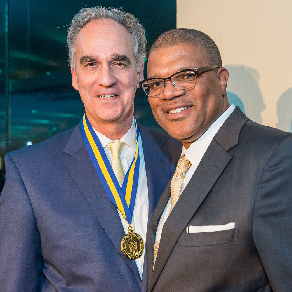 2016 Reunion Weekend & Gala | See photos from Reunion Weekend and read about this year's Hall of Fame honorees who were inducted at the Gala.