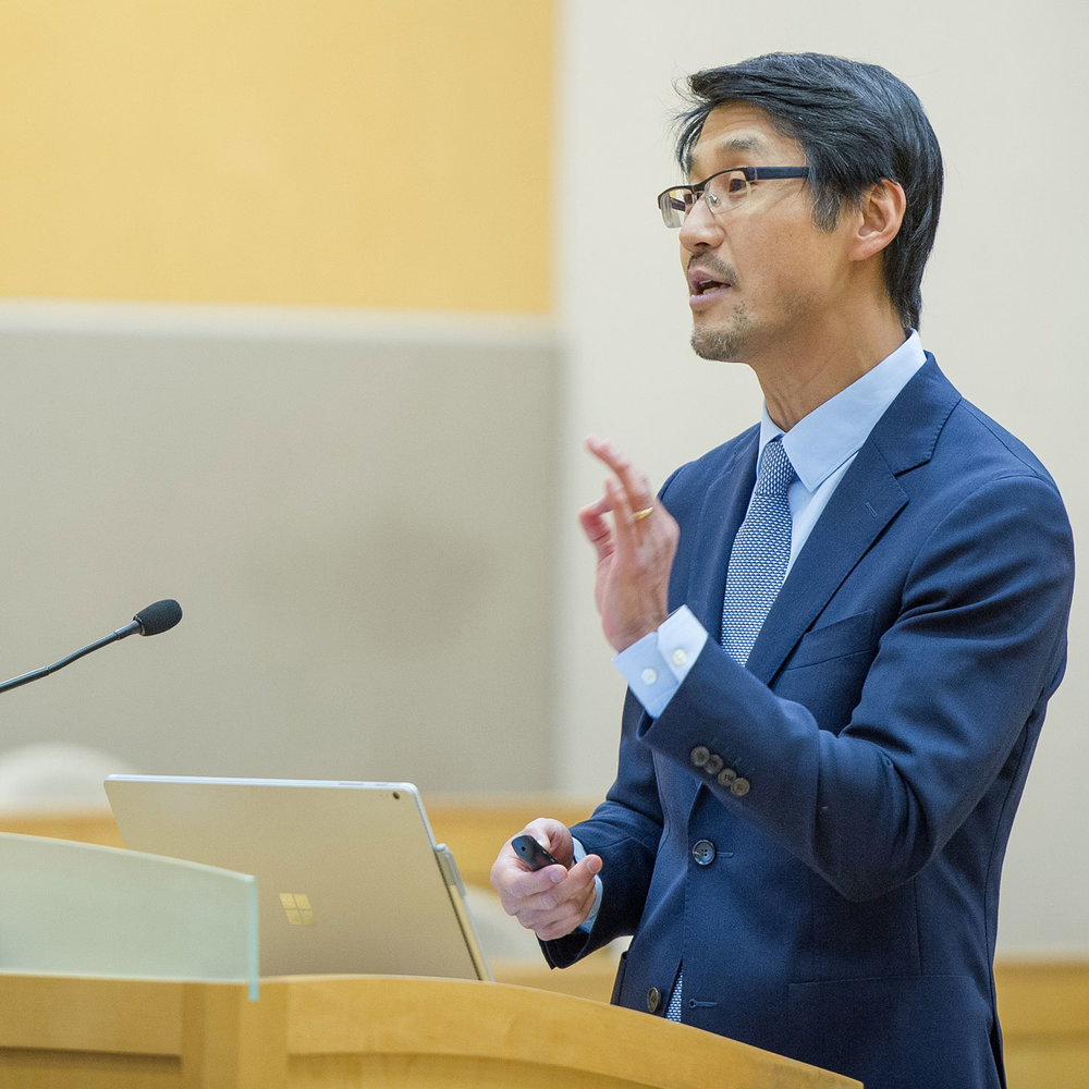 Distinguished Lecture Series | Read about, and watch full videos of,the annual distinguished lectures at TU Law.