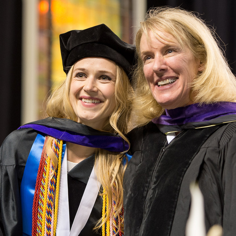 Hooding Ceremonies | See photos from the December 2016 and May 2017 hooding ceremonies.