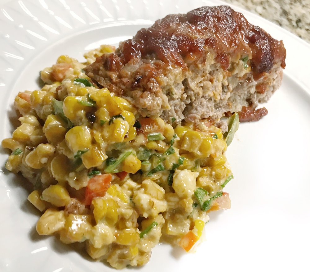 Pork n beef meatloaf and elotes.jpg
