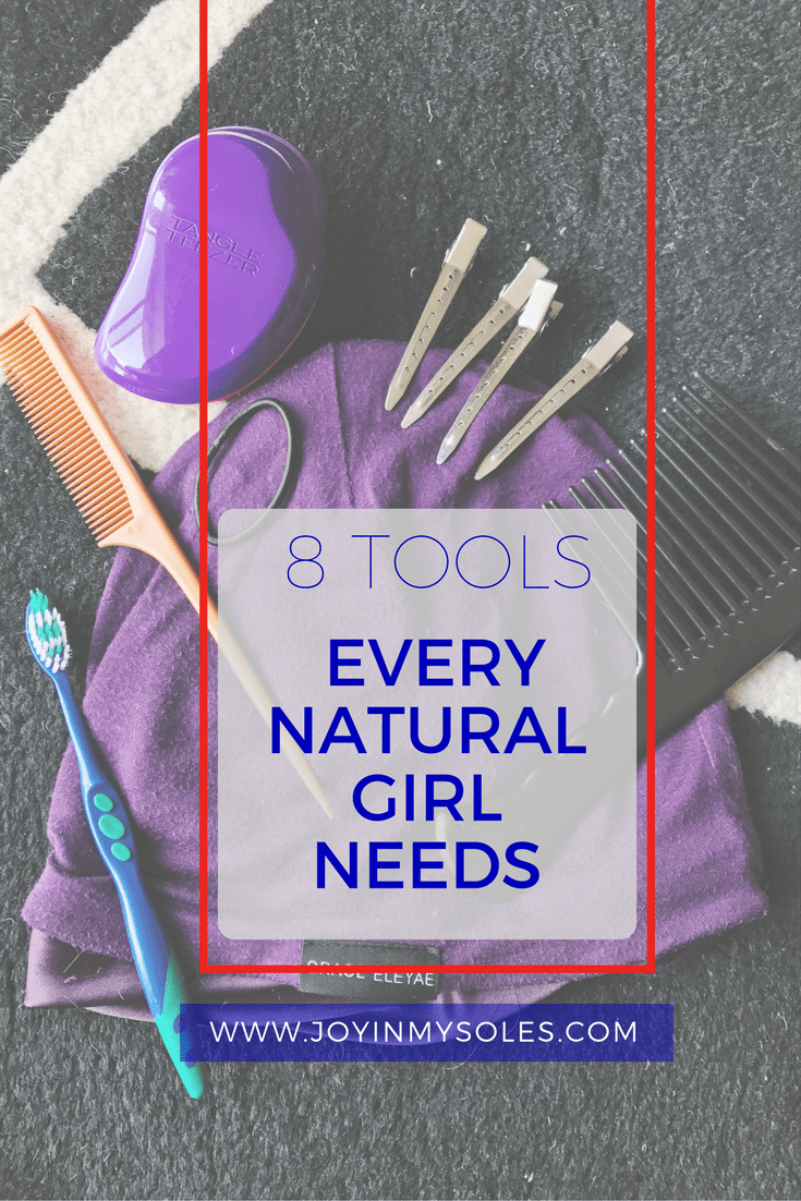 tools for natural hair