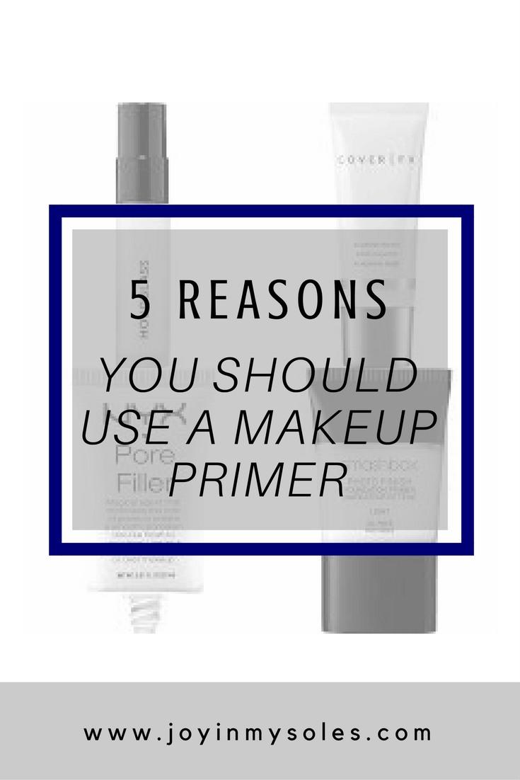 5 reasons you should use a makeup primer