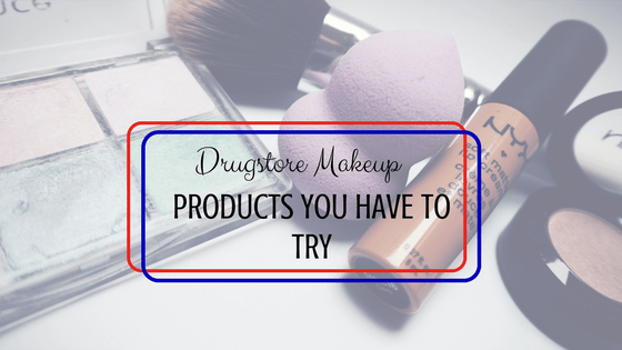 drugstore makeup products to try
