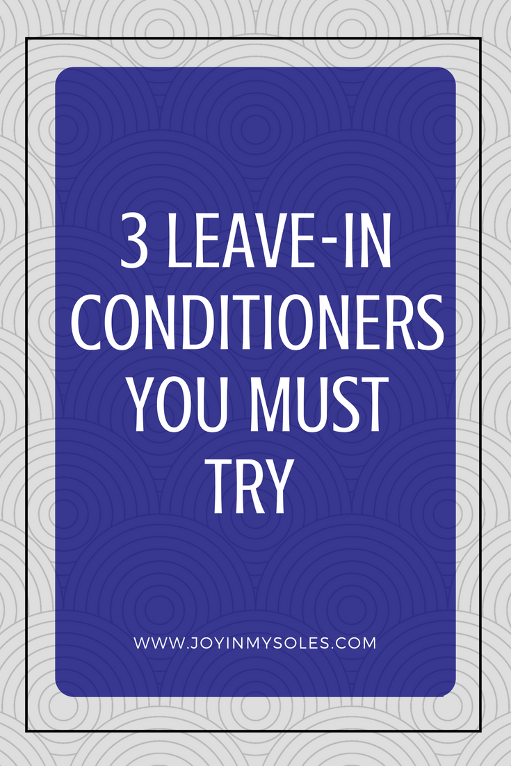 3 leave-in conditioners you must try