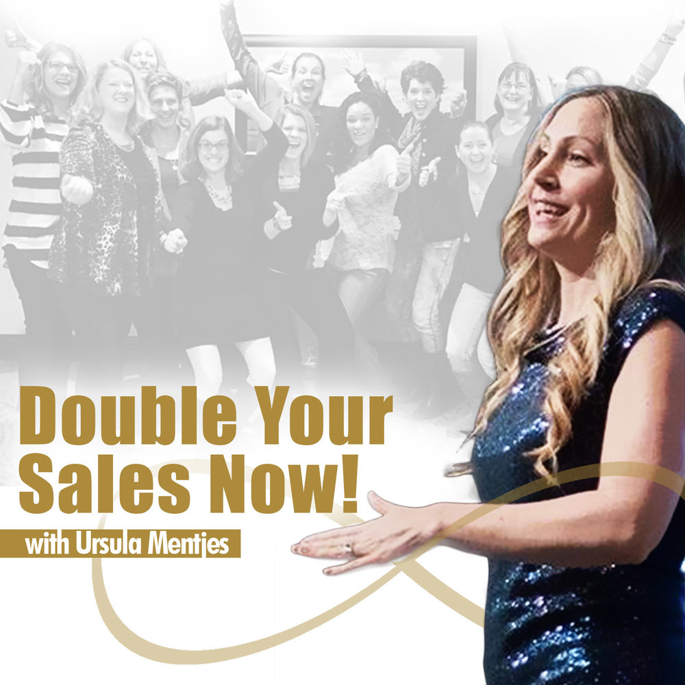 De'Anna with Ursula Mentjes, a Mindset for Sales Success   How did you double your sales the first time? De'Anna shares her story   Listen now