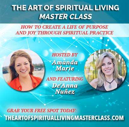 De'Anna with Amanda Marie   Want more joy and vitality in your life every day?   Listen now