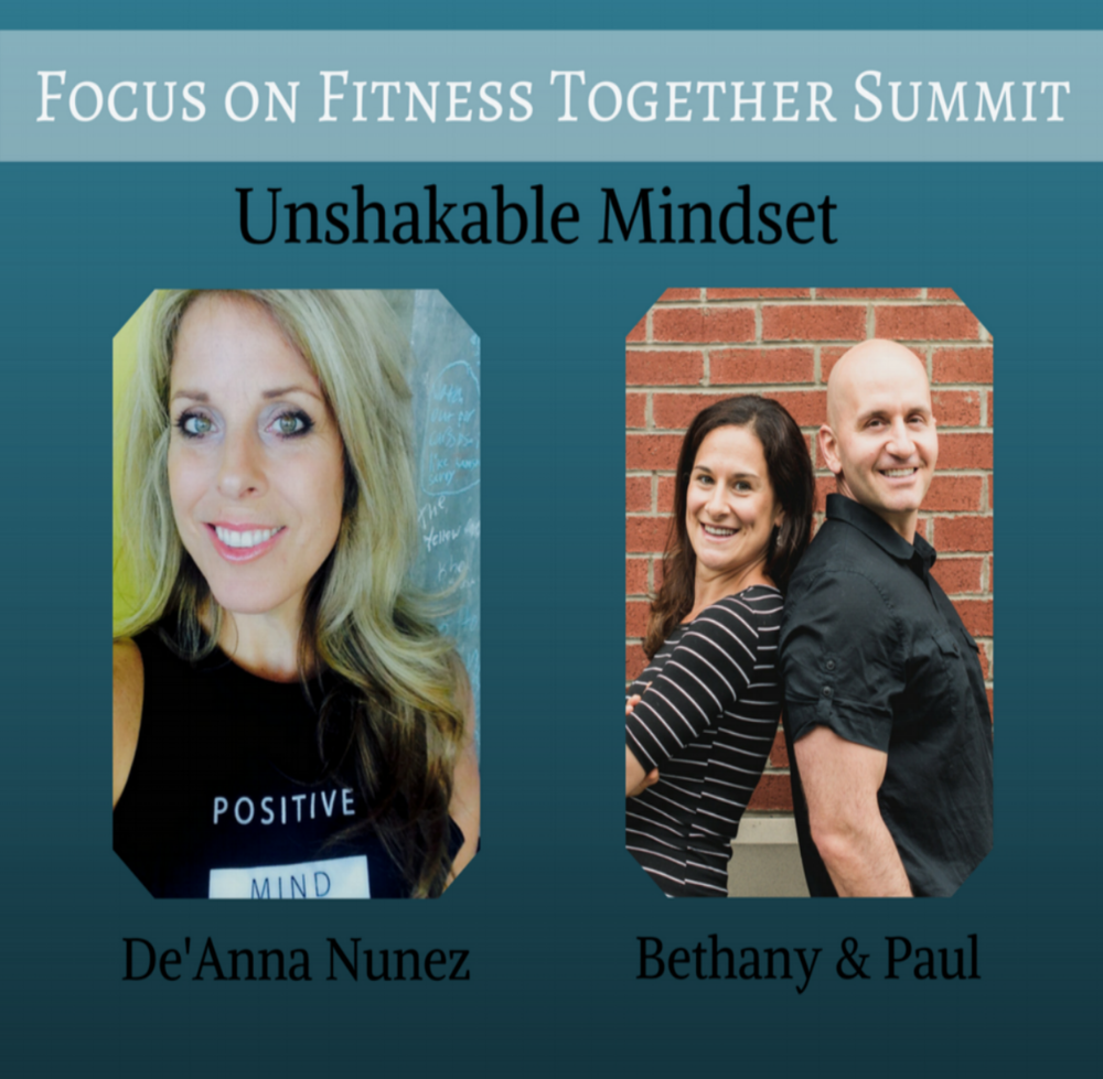De'Anna with Dr. Paul Henning   How does one create sustainable motivation for fitness?   Listen now