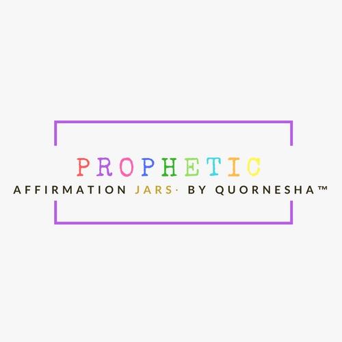 Prophetic affirmation jars by quornesha sacred spirit shaman prophetic affirmation jars by quornesha altavistaventures Gallery