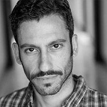 ADAM TSEKHMAN, WRITER/ACTOR