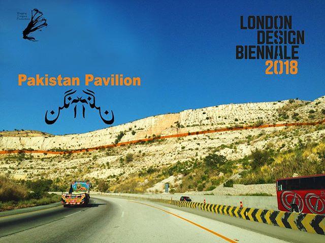 #ldb #londondesignbiennale #design #london #emotionalstates #pakistanpavilion #somersethouse #waggingtongues