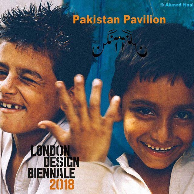 #emotionalstates #ldb #londondesignbiennale #pakistanpavilion #design #london #somersethouse #waggingtongues