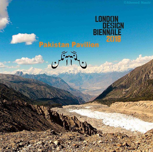 #ldb #londondesignbiennale2018 #design #london #pakistanpavilion #somersethouse #waggingtongues #emotionalstates