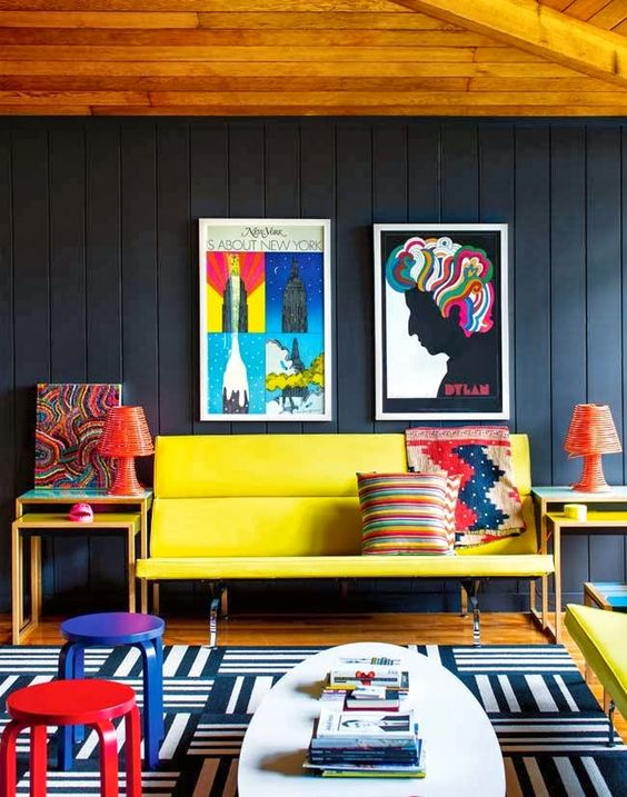 Letu0027s Take A Look At How You Can Incorporate This Bold, Daring, And  Provocative Design Style Into Your Home.