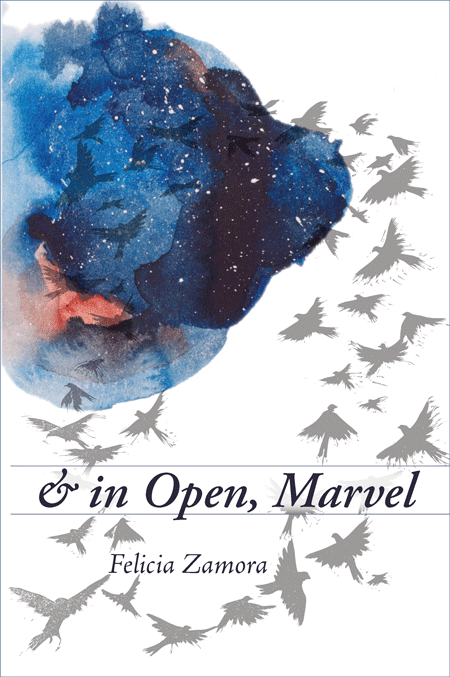 & in Open, Marvel - Parlor Press/Free Verse Editions 2017 & in Open, Marvel grapples with wonder in everyday existence. A sense of quietness through seasonal change threads the interlaced contemplations in the collection, which approach the twice-removed space we occupy from the physical world. The act of mind and body is experienced as a journey for both writer and reader. How we are all elements in fall. How we are all purpose. How what makes us connects us. How there are lovely works beyond us, which in turn, include us. How we plead to ourselves, See…just see.