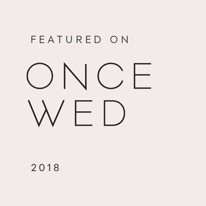 Minimalist wedding for the refined bride natalie choi events oncewed sq badge featured vendor 2018g junglespirit Images