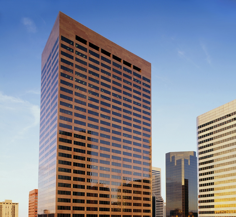 17th Street Plaza, Denver, Colorado - collaboration with SOM on floor plate design / tenant development for CRSS