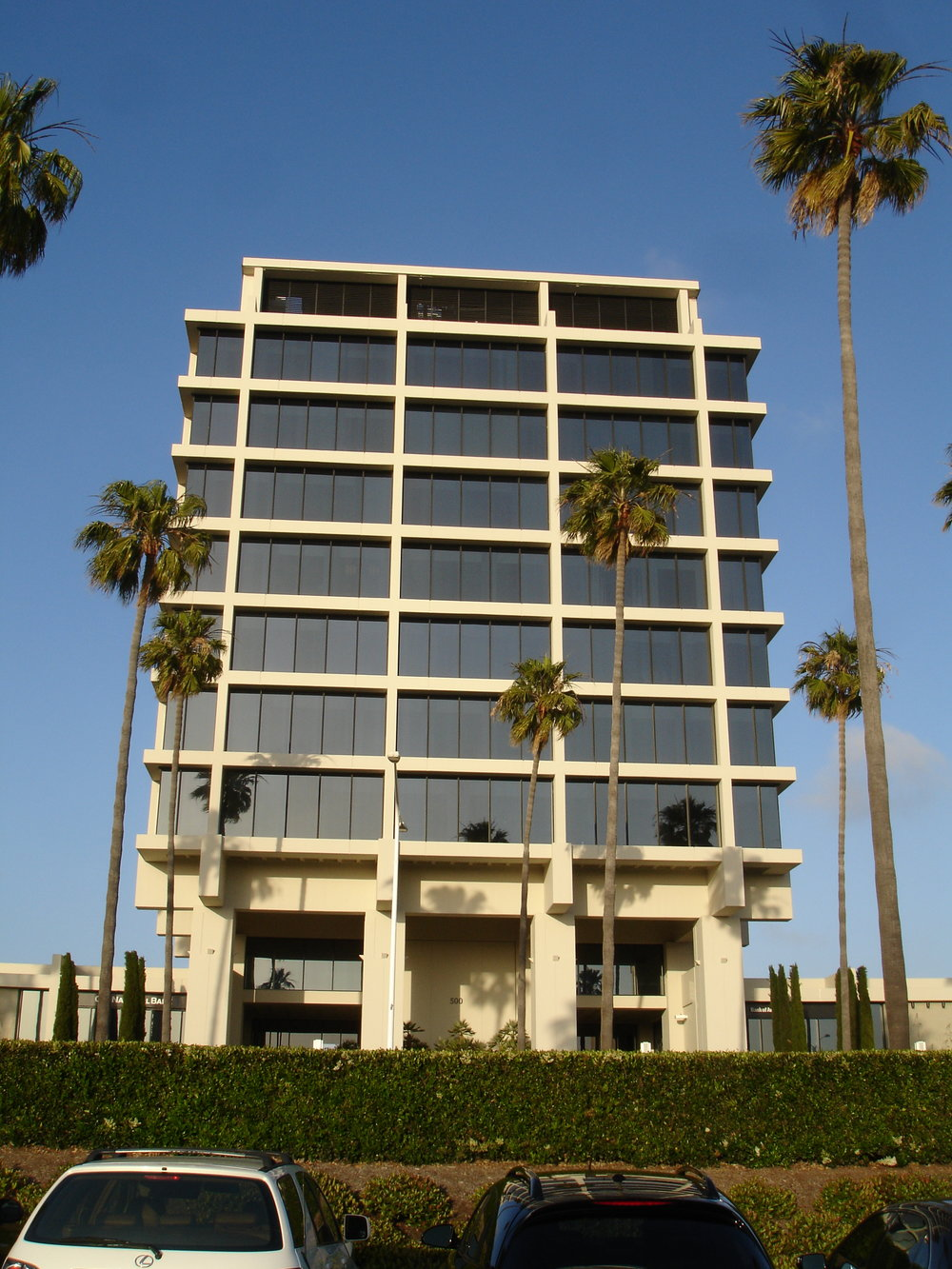 550 Newport Center Drive, Newport Beach, CA, The Irvine Company - tenant development for Gensler