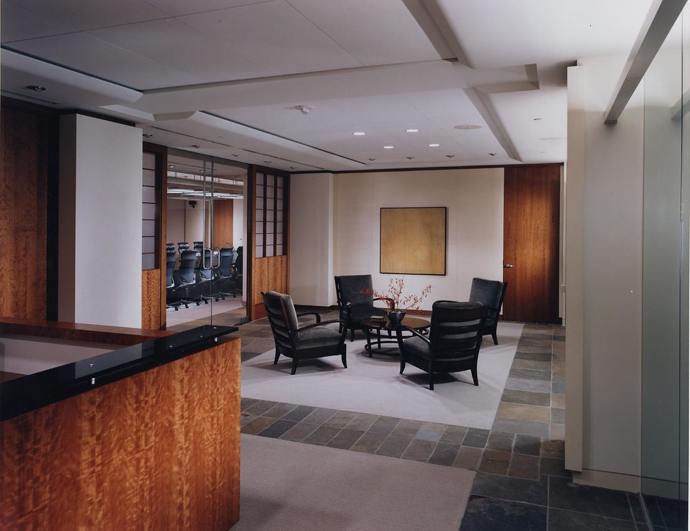 NIKKEN Executive Lounge