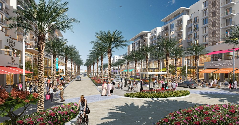 Town Square Dubai Urban Street Design VIEW 7.jpg