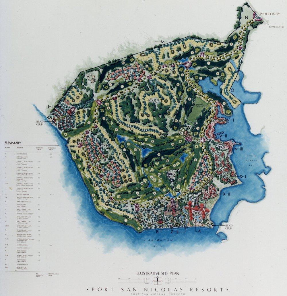 Curacao Caribbean Resort Master Plan.JPG