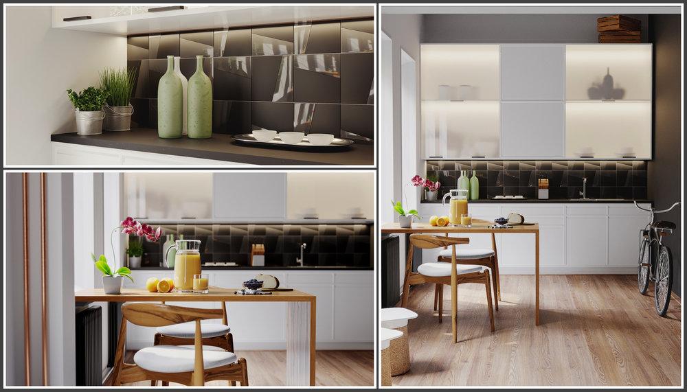 Manshed Kitchen