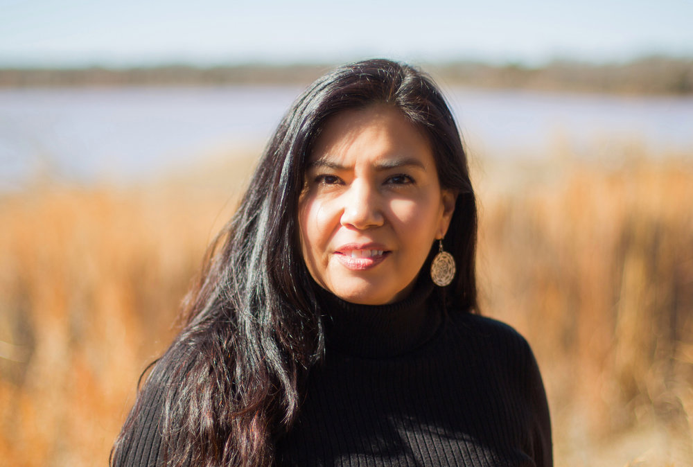Leslie Deer (Muscogee [Creek] Nation)