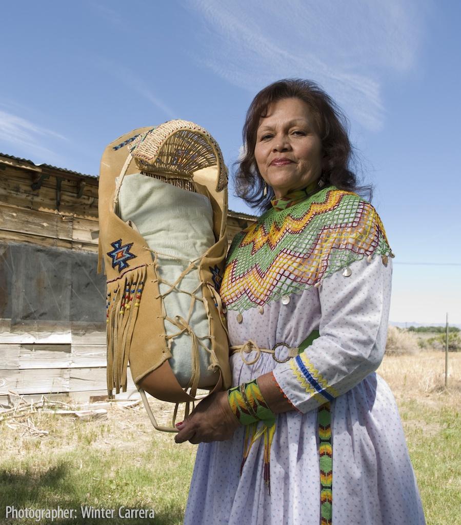 Paiute Beadwork