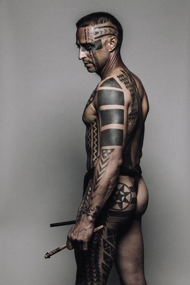 a4f70feb7a8ad Traditional Polynesian tattoo artist is 2015 Community Spirit Award honoree