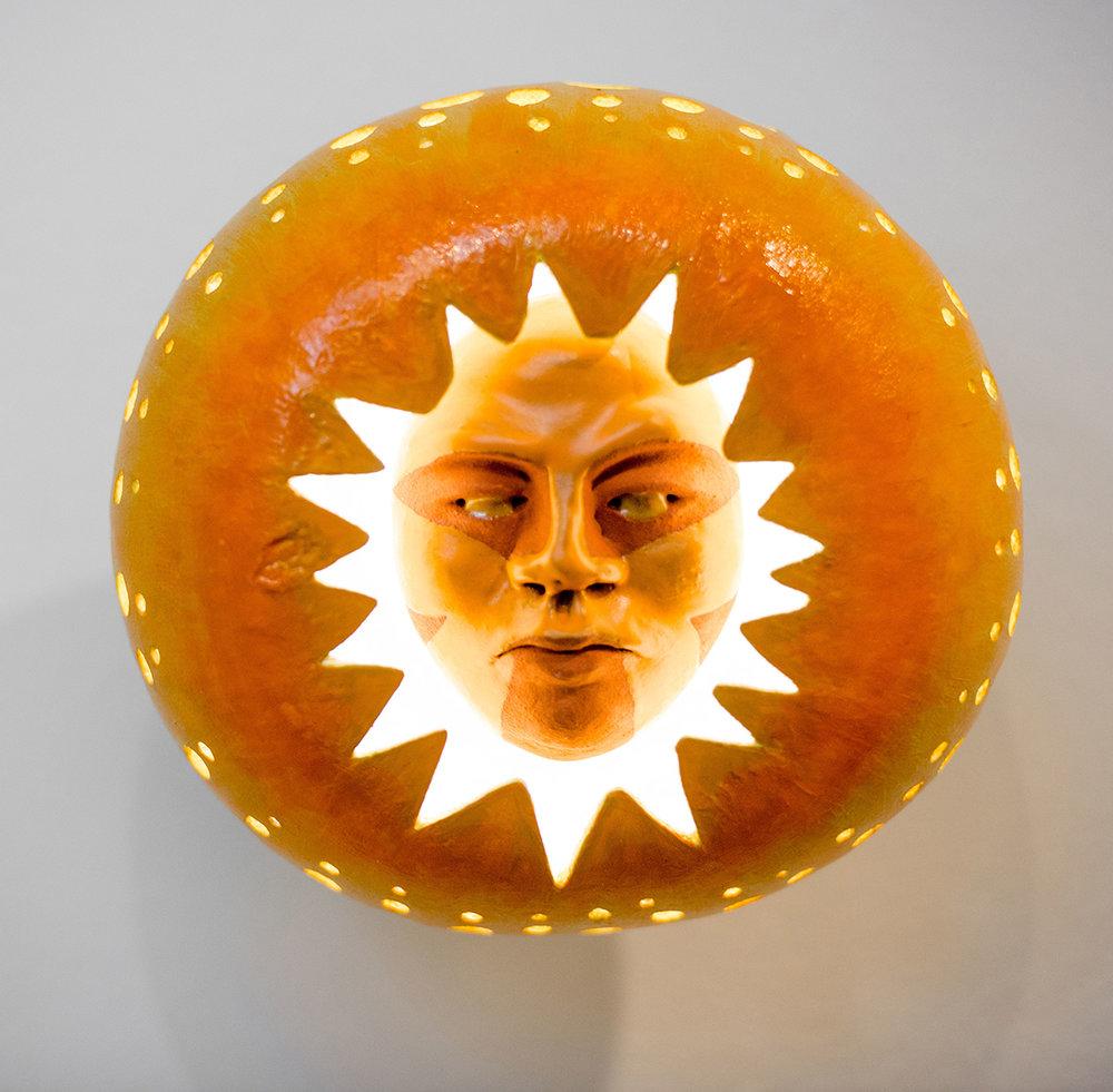 Sun Gourd