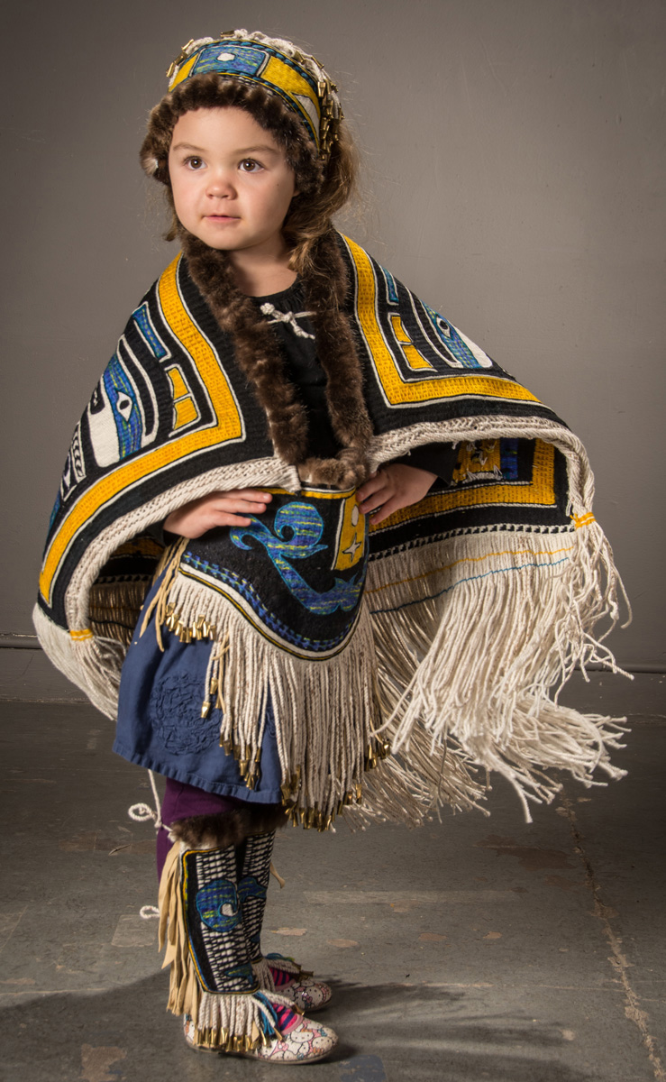 Chilkat Regalia
