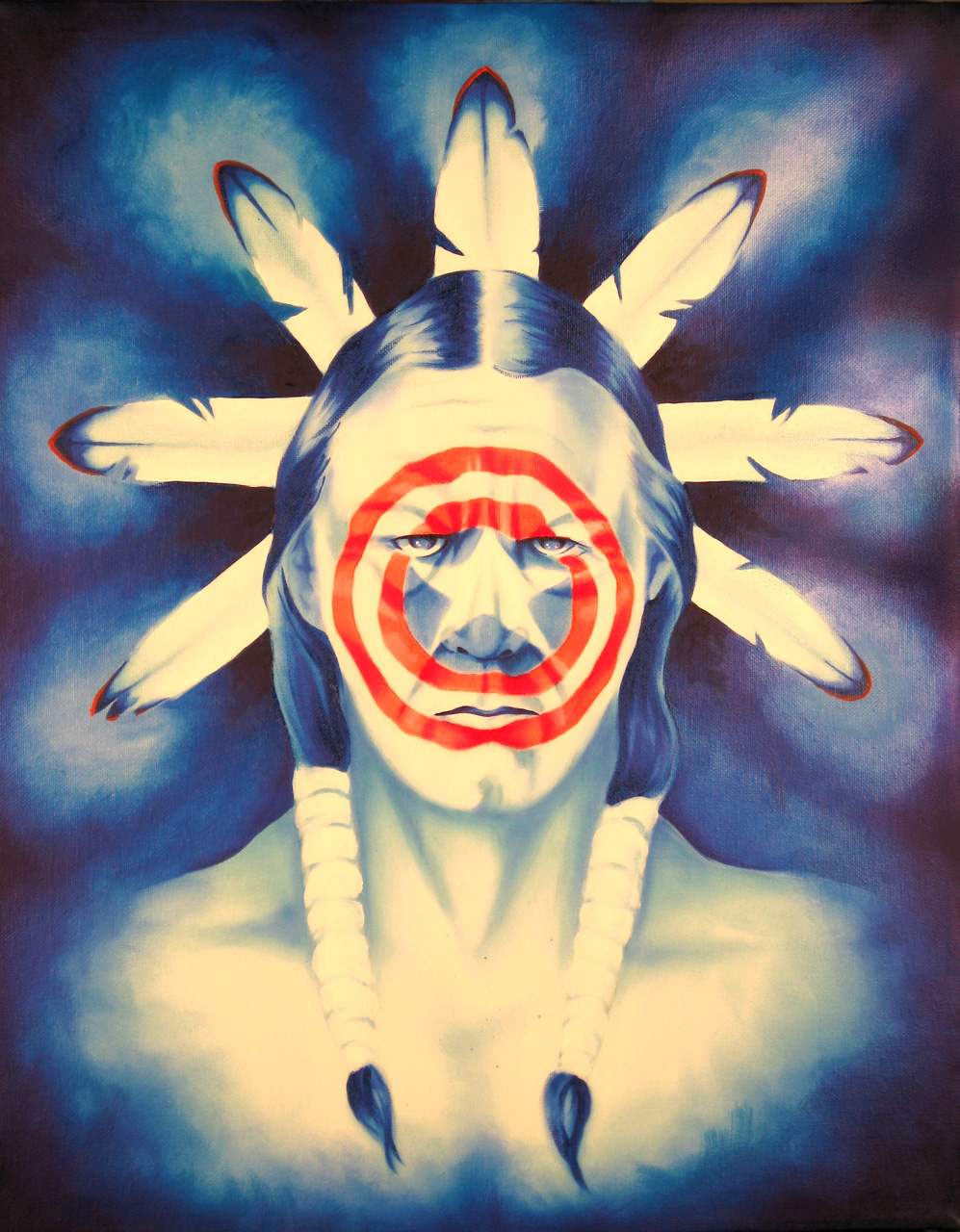 Captain Native America