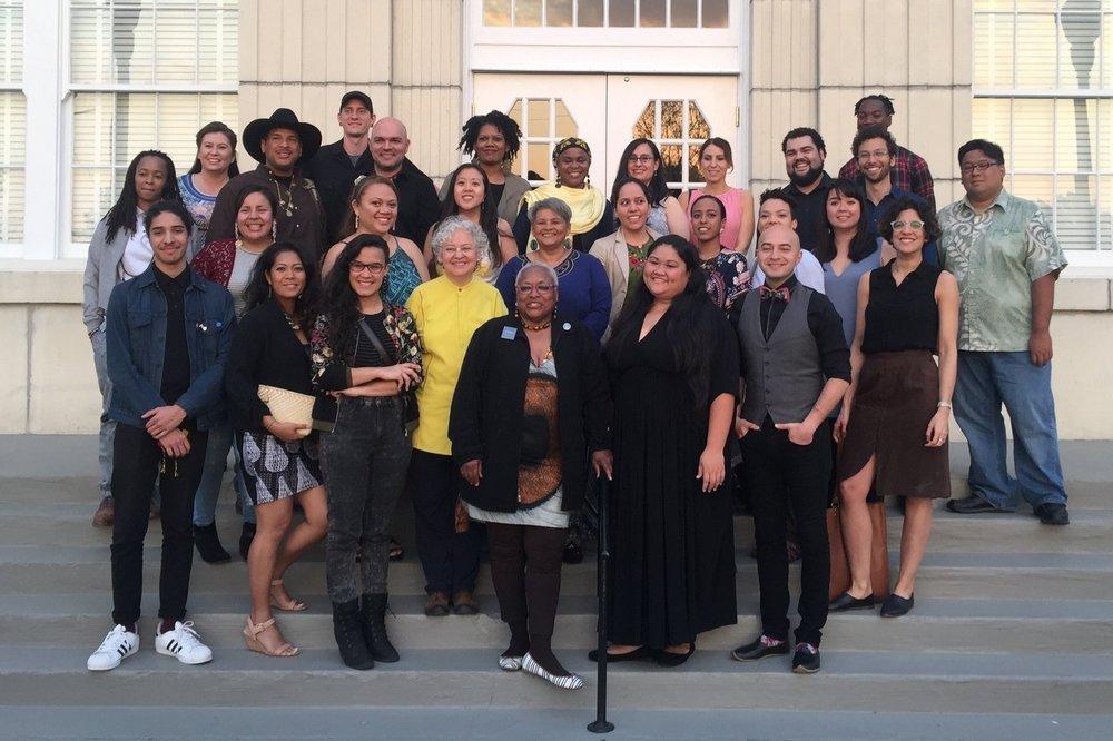 2017-2018 ILI Fellows in Jackson, MS