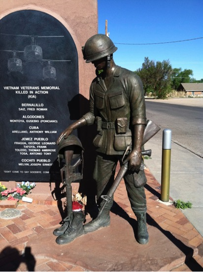 Bernalillo County Vietnam Veterans Memorial