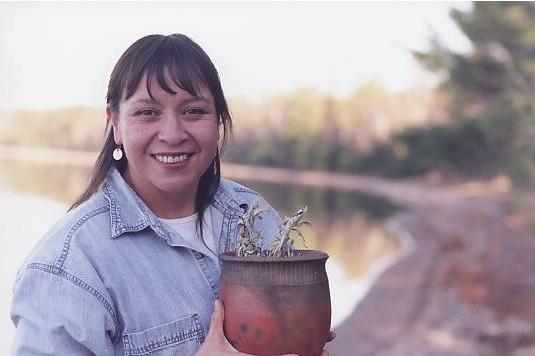 Carrie Ortiz (Minnesota Chippewa Tribe)