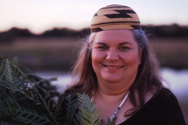 Kathy Wallace (Hoopa/Karuk)