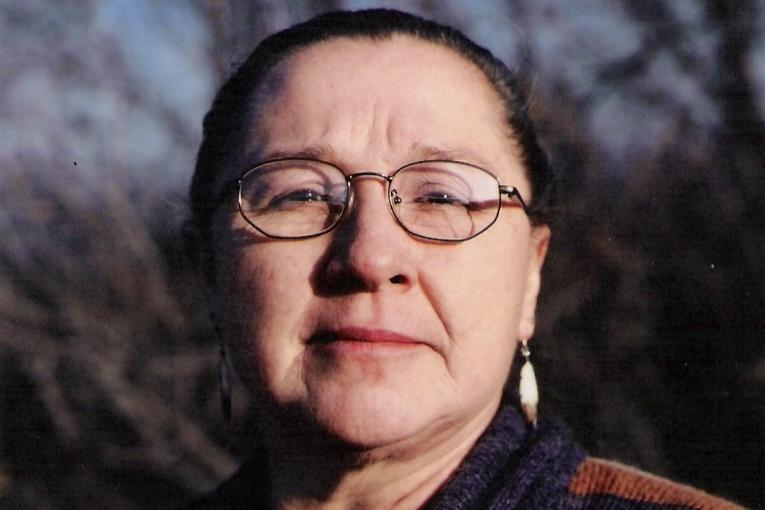 Ruth Waukazo (Ojibwe)