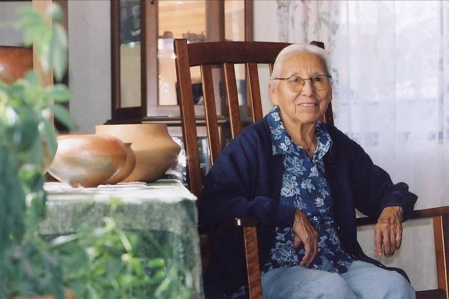 Ignacia Duran (Tesuque)