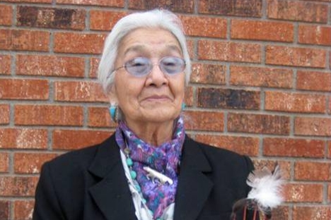 Mary Louise Defender Wilson (Dakota/Hidatsa Nations)