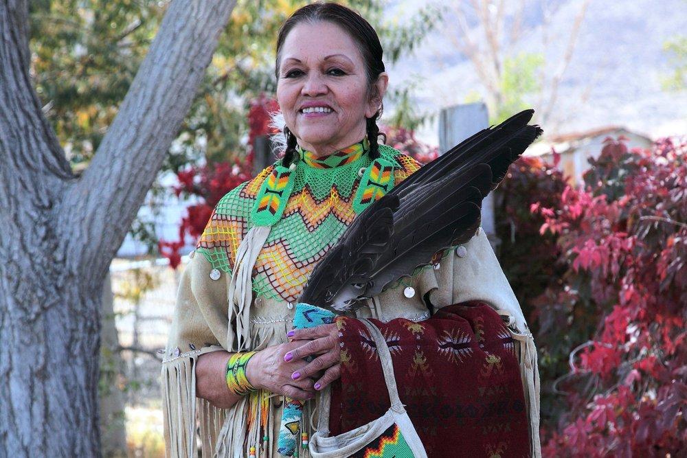 Patricia E. Hicks (Paiute)