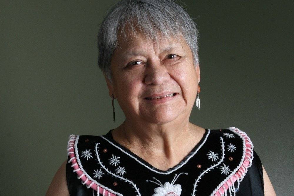 Loretta Webster (Onieda Nation of Wisconsin)